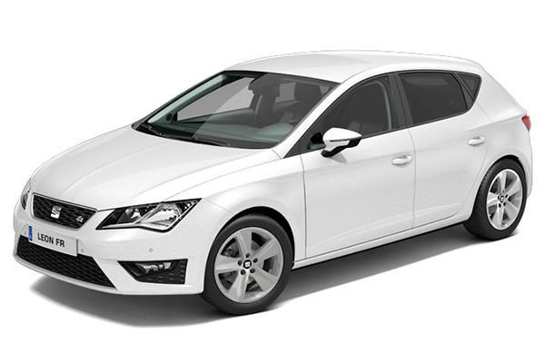 White Car Seat : Seat leon colours guide and prices carwow
