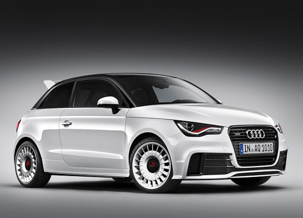 Audi A1 Quattro The New Rs1 Expert Advice Carwow