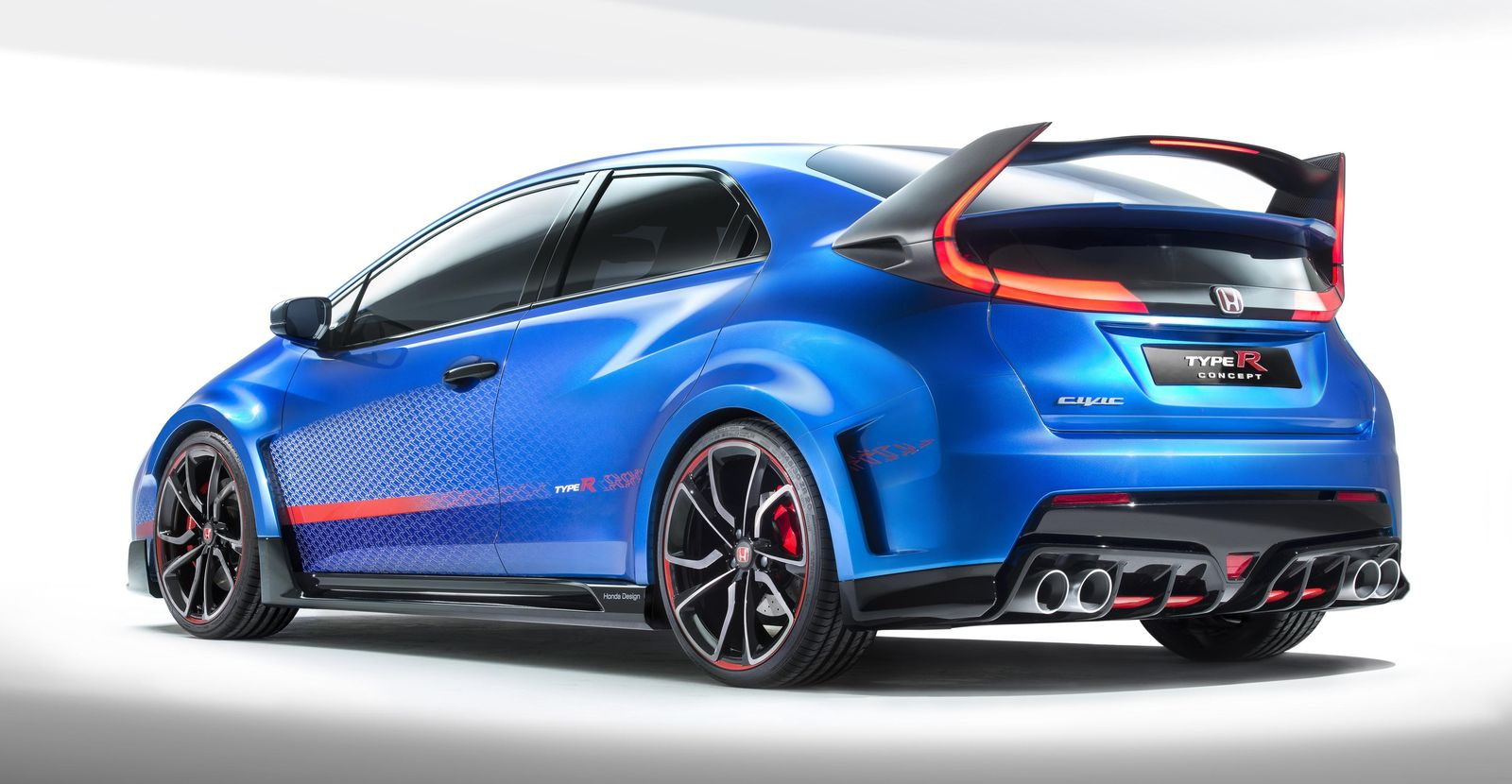 Refreshed honda civic civic sport and civic type r at the paris motor show carwow