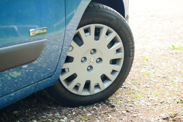 Peugeot Bipper wheel