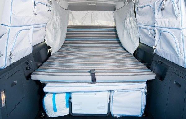 Volkswagen Caddy Maxi Camper Summer Fun Carwow