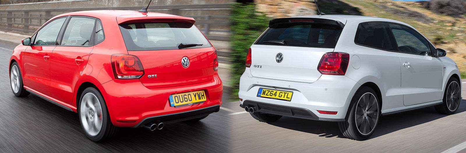 2015 Facelifted Volkswagen Polo GTI Old Vs New Compared