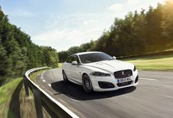 Jaguar XF UK colour guide 2014