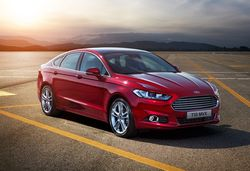 Ford Mondeo 2015 UK prices announced