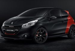 Peugeot celebrates 30 years of the GTI with 208 GTi 30th