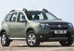 2015 Dacia Duster gets a smarter look