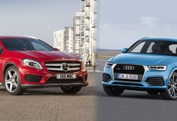 Audi Q3 vs Mercedes GLA – A side-by-side comparison of crossover hatchbacks