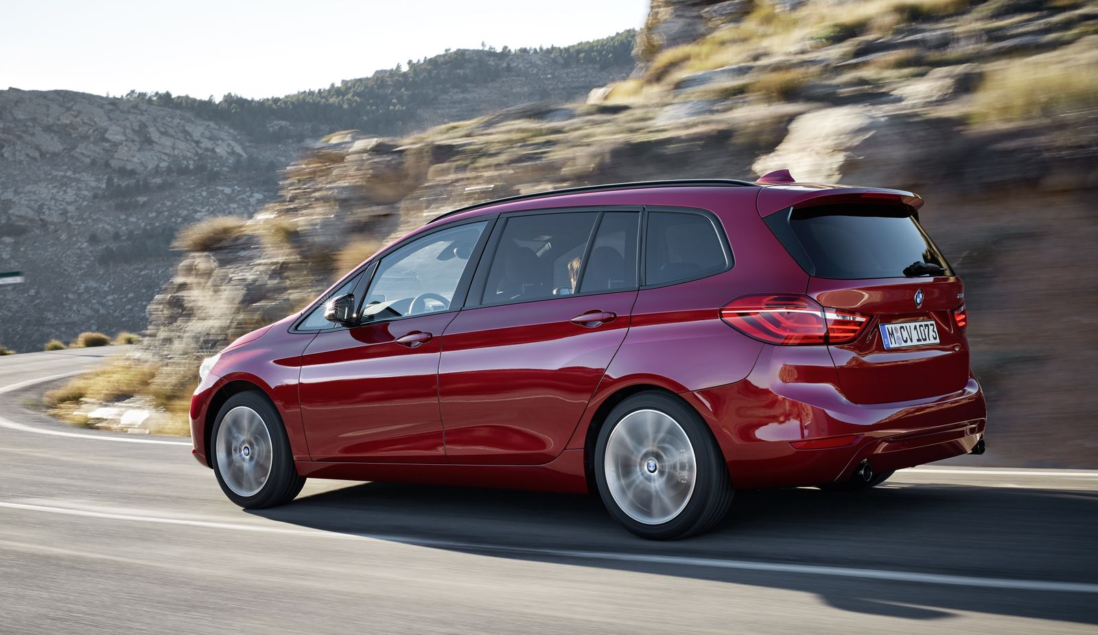 Bmw 2 Series Gran Tourer Mpv Due For June 2015 Release