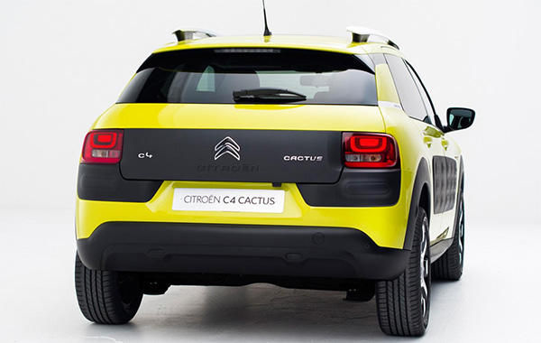 2015 citroen c4 cactus dimensions uk exterior and interior sizes carwow. Black Bedroom Furniture Sets. Home Design Ideas