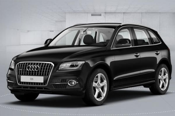 Audi Q5 Brilliant Black
