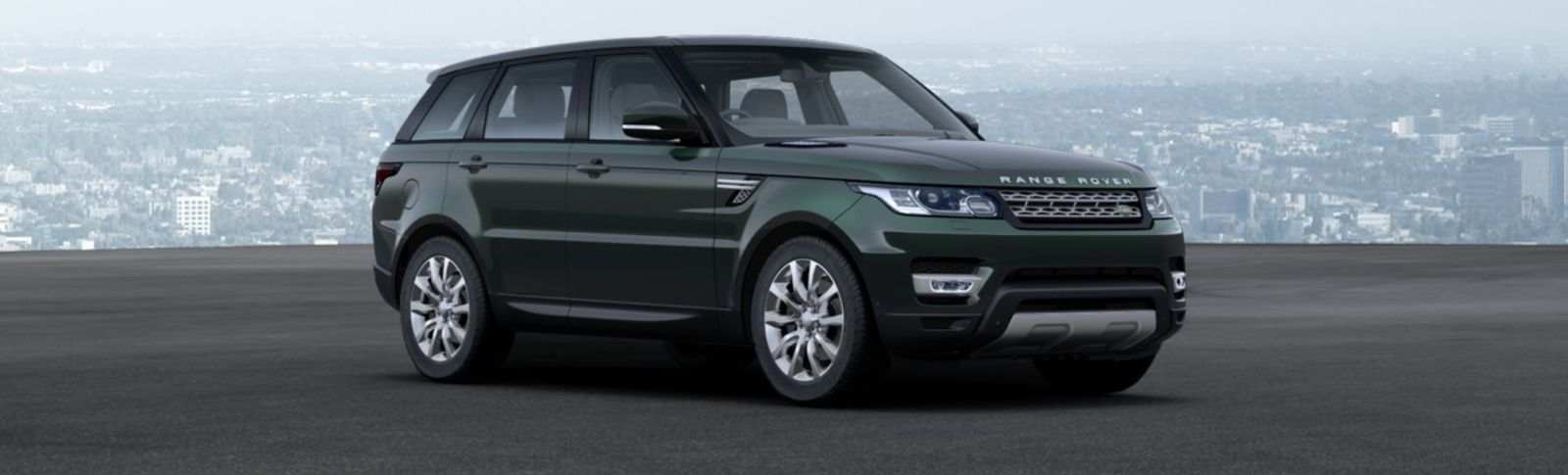 Range Rover Sport colours guide | carwow