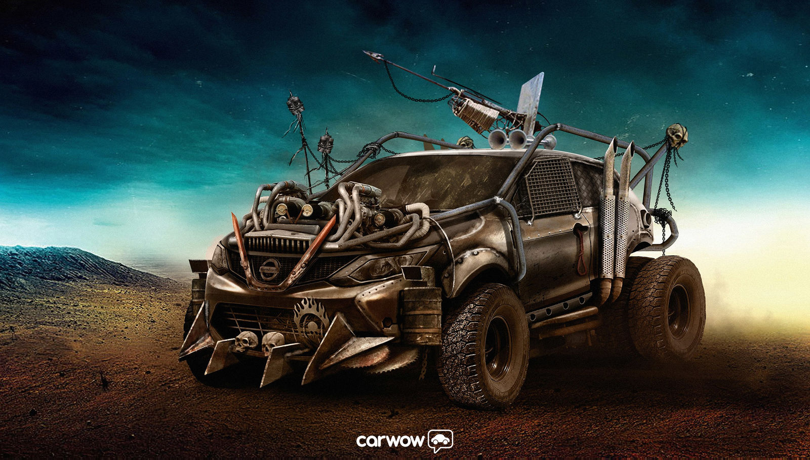 Mad Max Fury Road The Uk Car Version Carwow