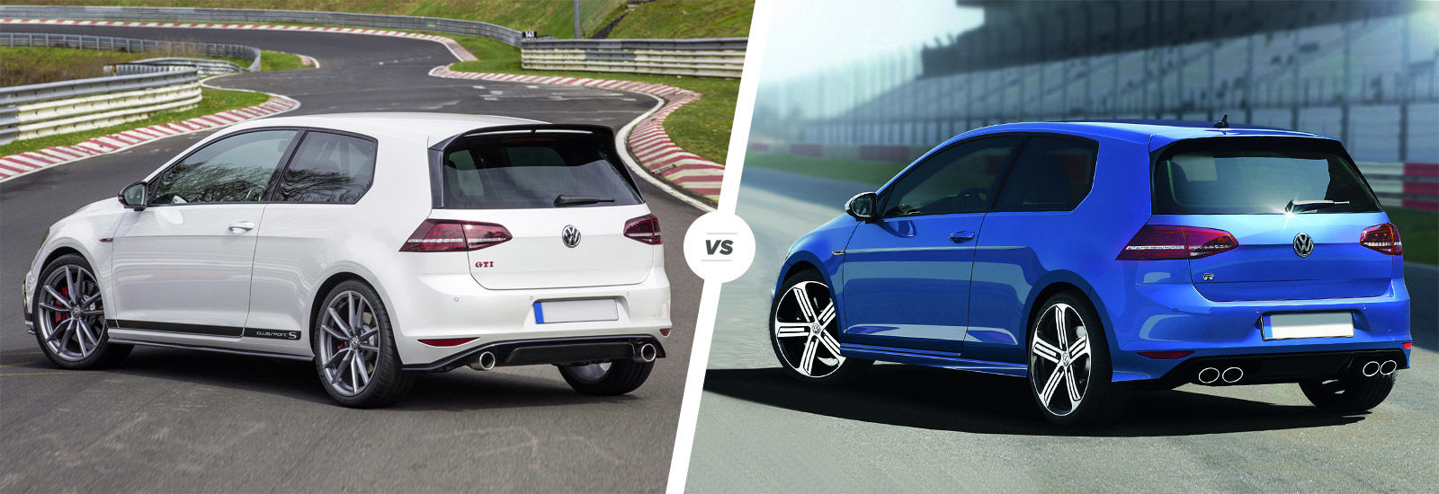 VW Golf GTI Clubsport S Vs Golf R U2013 Value For Money