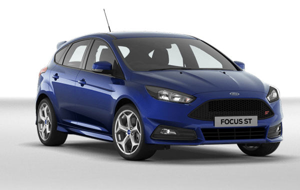 probably the most iconic of hot ford colours this dark ish blue really does suit the cars shape and features theres a reason why just about every ford
