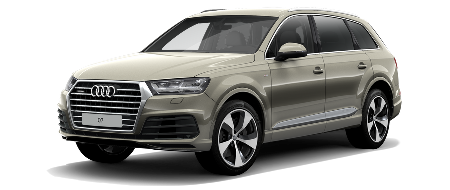 Used Audi Q7 >> Audi Q7 colours guide and prices | carwow