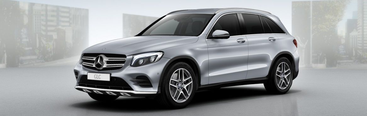 Mercedes glc colours