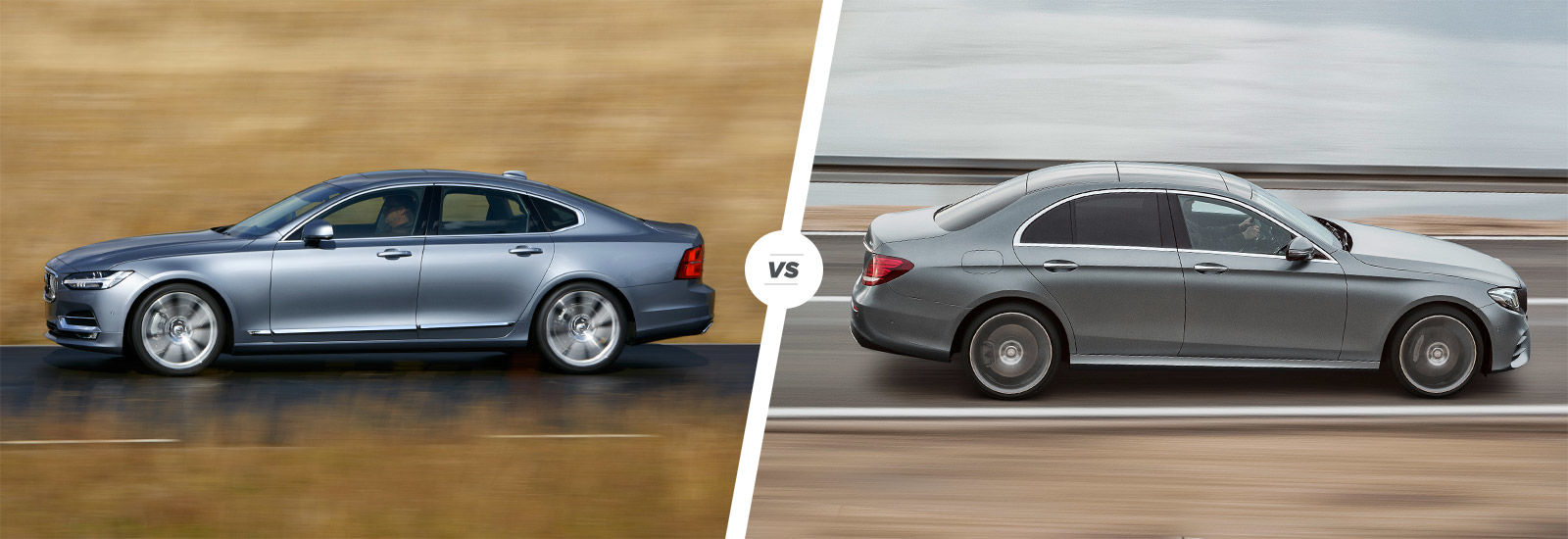 volvo s90 vs mercedes e-class comparison | carwow