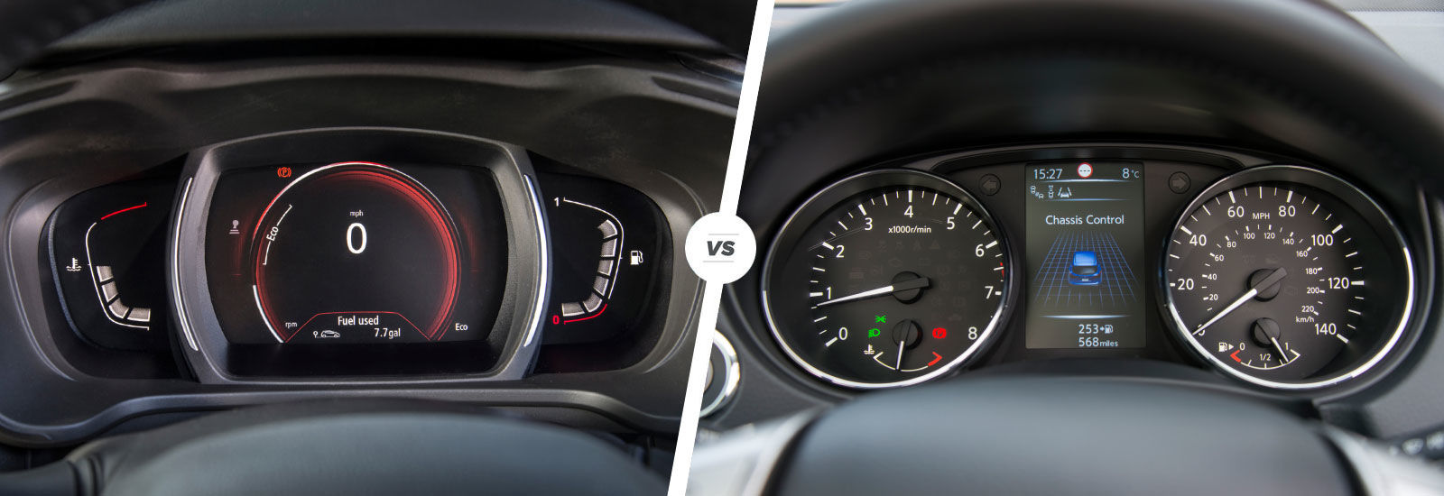 Renault Kadjar vs Nissan Qashqai – which is best?   carwow
