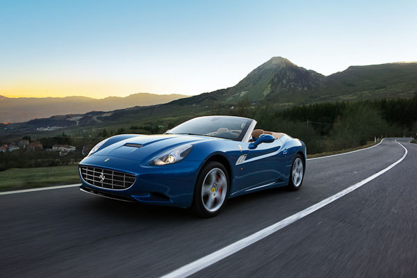 Ferrari California Facelift