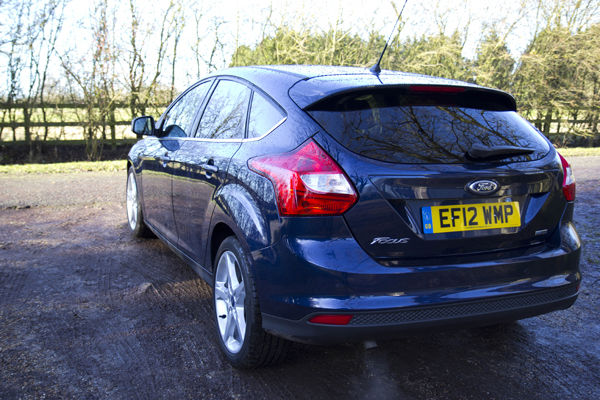 Ford Focus Back