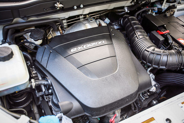2013 Ssangyong Korando Review Is It Actually Any Good Carwow