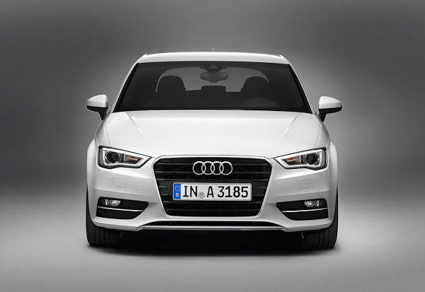 New A3 front