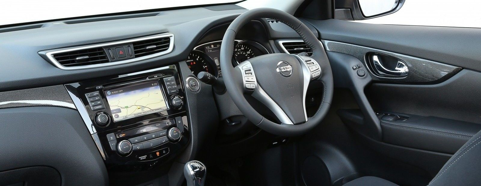 What is nissan n tec trim carwow for Nissan pulsar interior