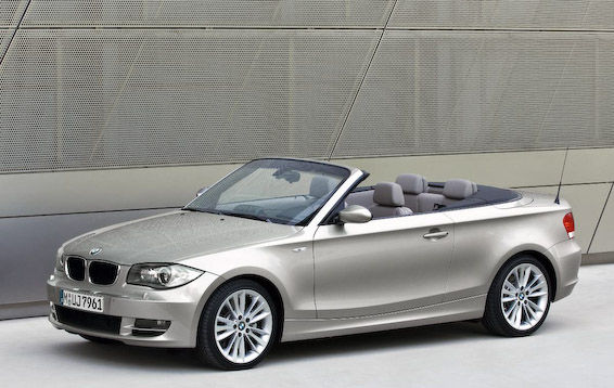 1 series convertible old