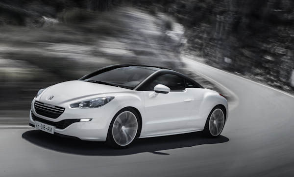 2018 peugeot rcz. simple peugeot with a newlyunveiled facelift peugeot has given the rcz same  treatment that improved looks of 107 city car a new duallayer grille makes it  to 2018 peugeot rcz