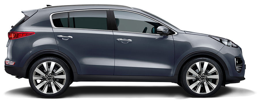 Kia Sportage Colours Guide And Prices