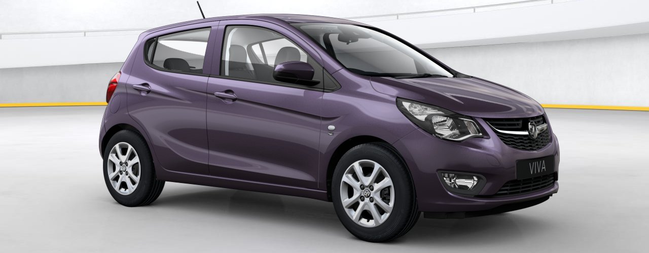 Vauxhall Viva Colours Guide With Prices Carwow