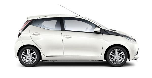 toyota aygo dimensions uk exterior and interior sizes carwow. Black Bedroom Furniture Sets. Home Design Ideas