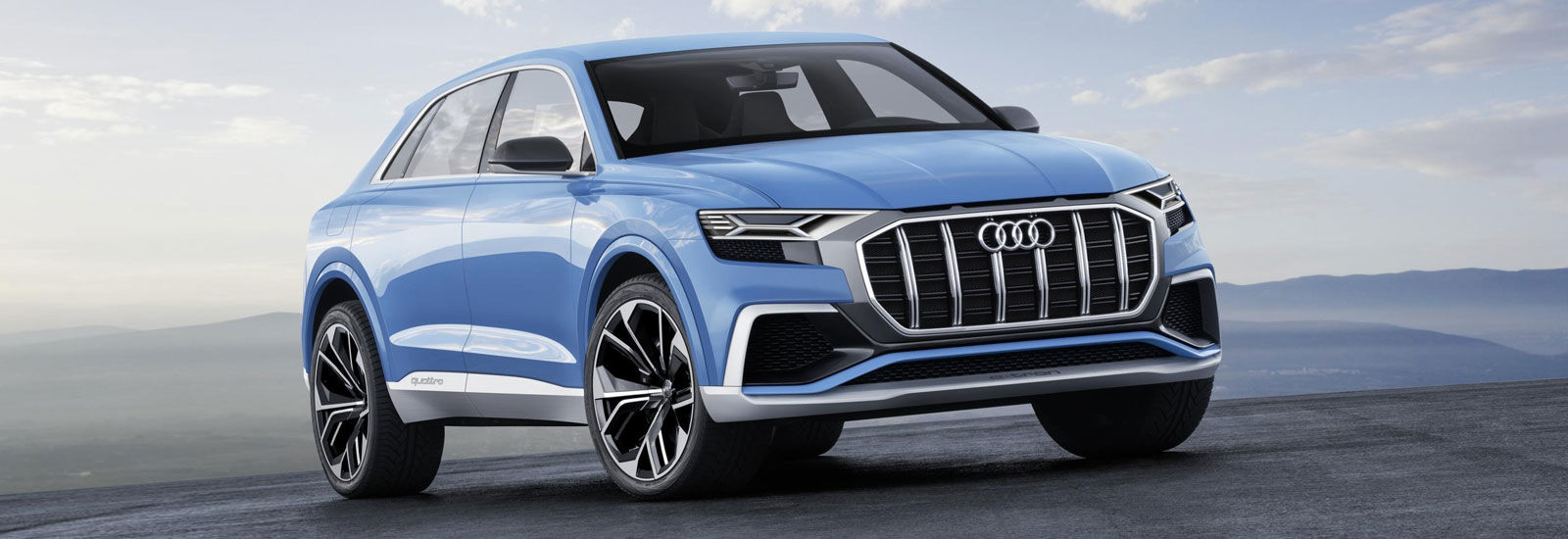 Awesome Audi Q8 2017 Price Specs And Release Date  Carwow