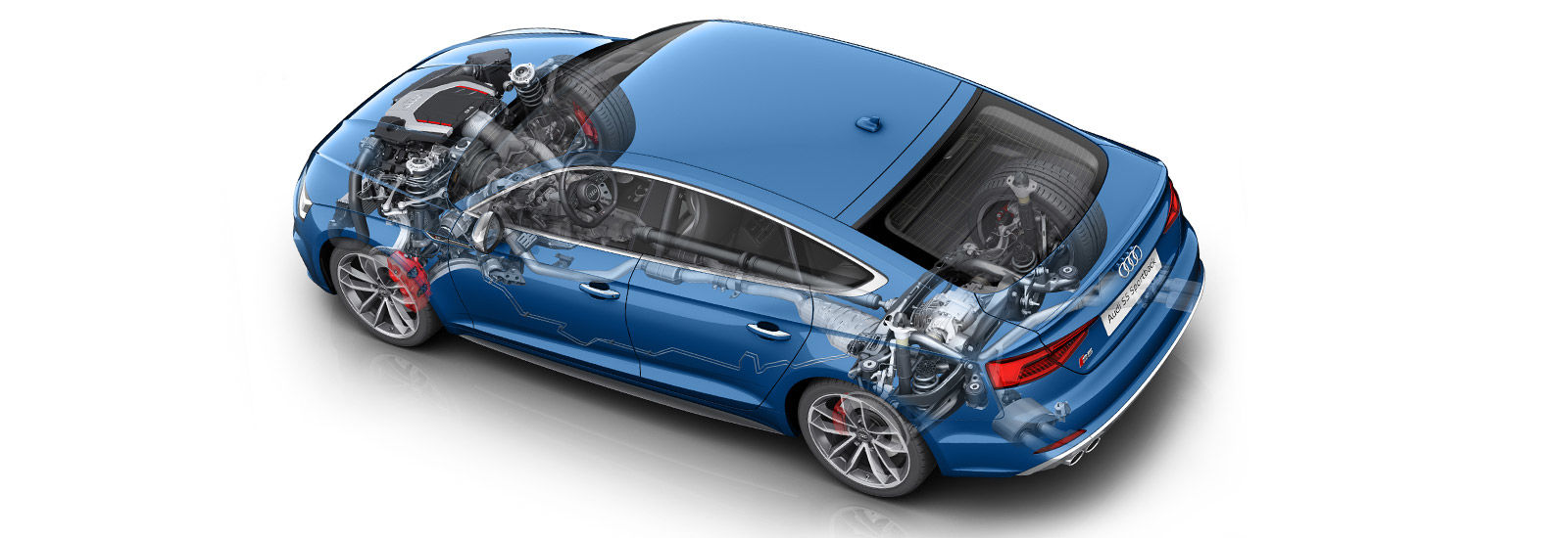 Audis Quattro Allwheel Drive System Explained Carwow - Audi awd cars