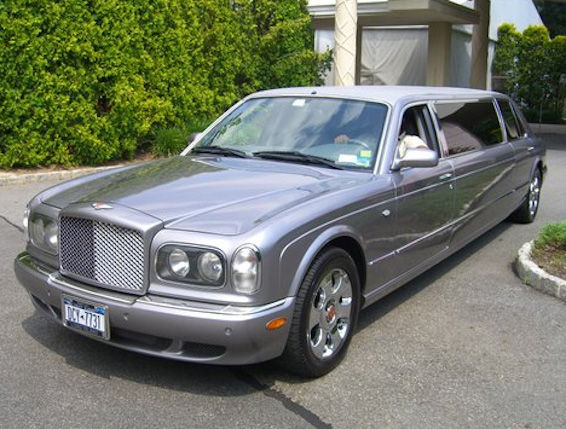 Bentley Arnage Limo