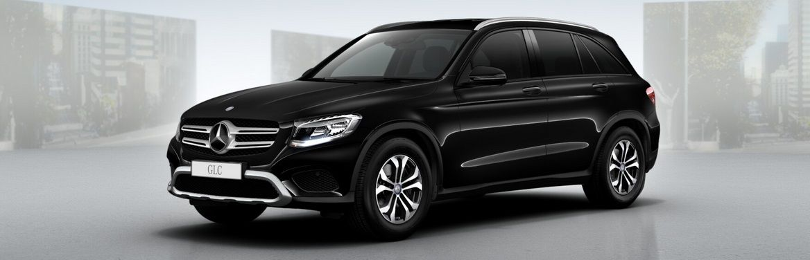 Mercedes Glc Colour Guide And Prices Carwow