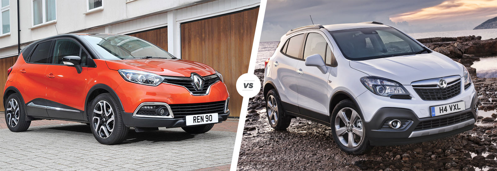 renault captur vs vauxhall mokka: suvs compared | carwow