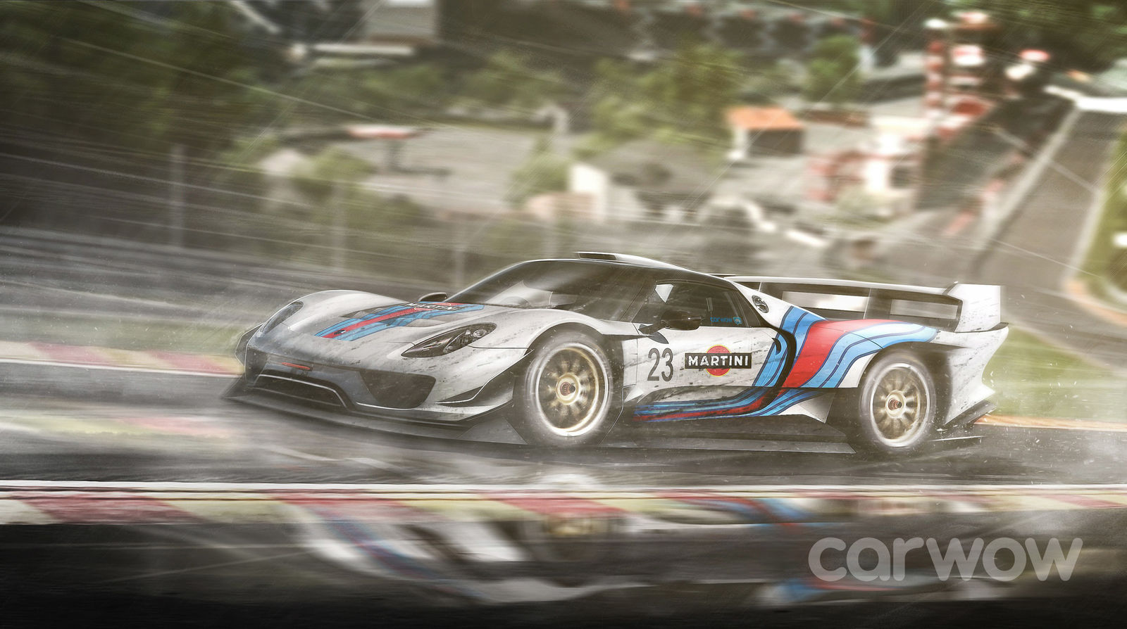 CAFÉ RACER 76: Le Mans GTE race cars we\'d love to see built
