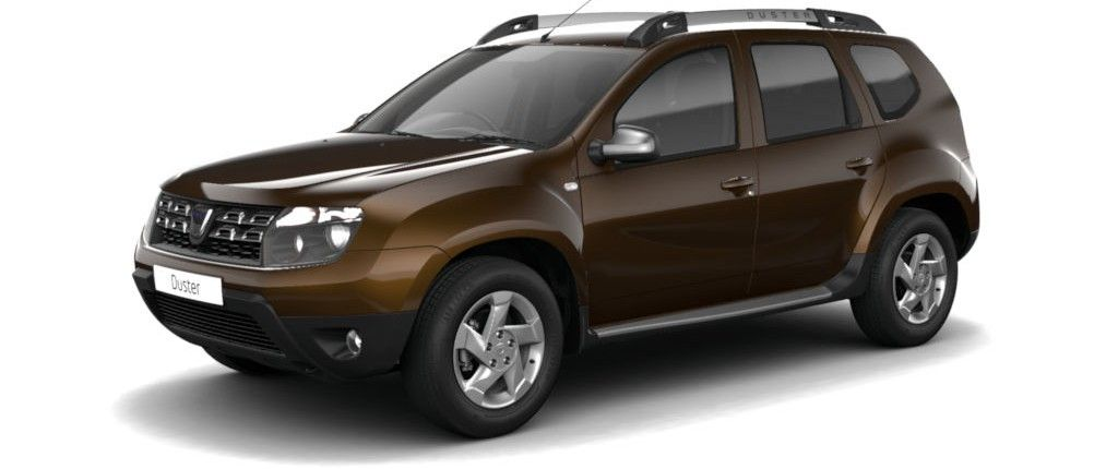 Dacia Duster White Paint Code