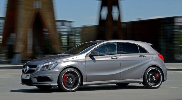 Mercedes benz a45 amg uk pricing and specification carwow for Mercedes benz a45 price