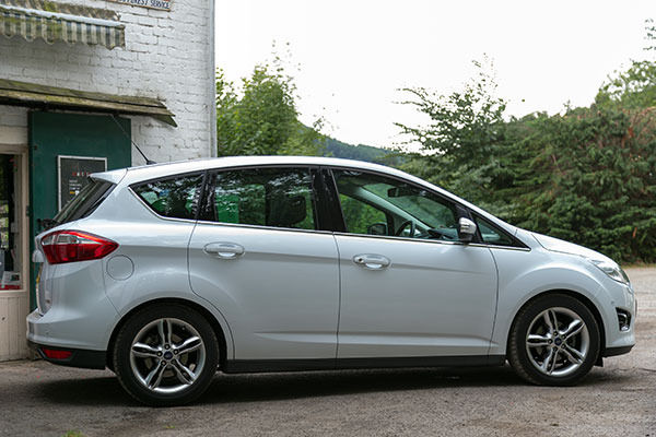 Ford C-Max Side