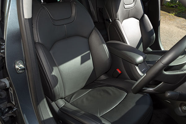 Citroen C5 Tourer Front Seats