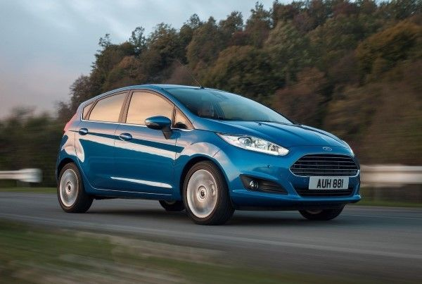 Ford Fiesta ECOnetics