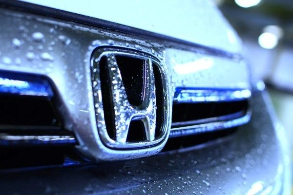 Honda Insight badge