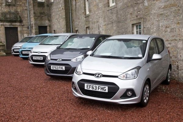 Hyundai i10 group