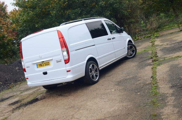 Mercedes Benz Vito Dualiner Sport X Uk Review Carwow