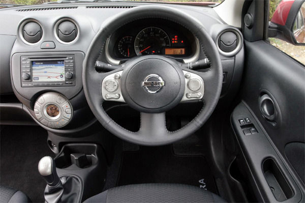 2013 nissan micra facelift what 39 s different carwow. Black Bedroom Furniture Sets. Home Design Ideas