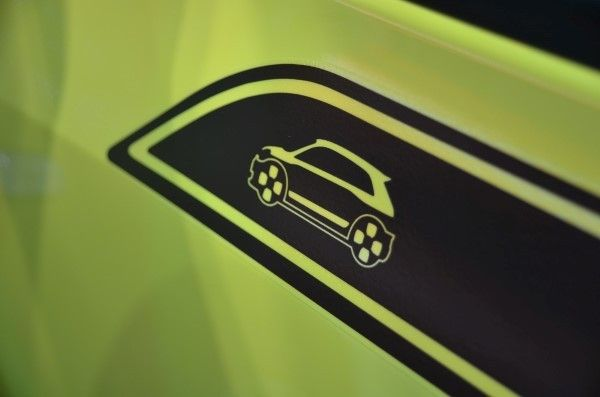 Renault Twingo graphic