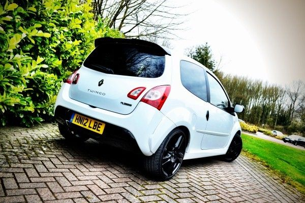 Renault Twingo RS rear