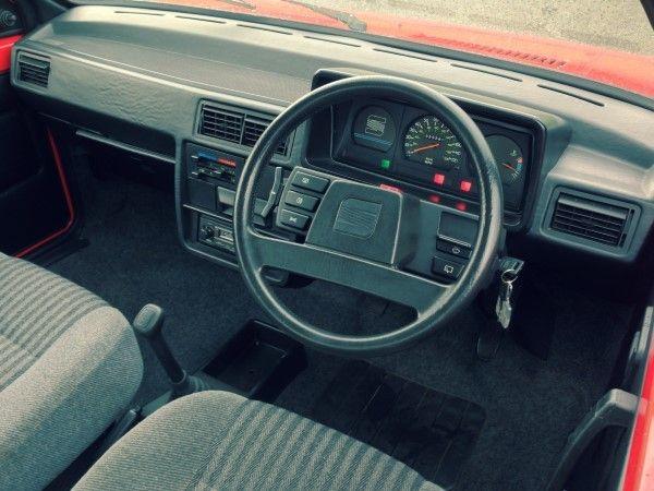 seat ibiza mk1 review retro road test carwow. Black Bedroom Furniture Sets. Home Design Ideas